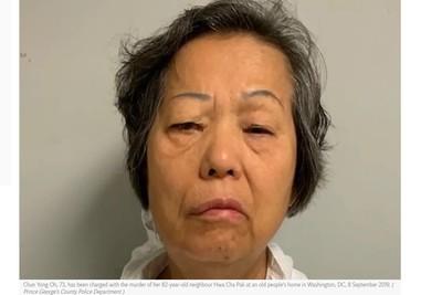 73歲婦想討錢 拿磚塊砸死8旬鄰居