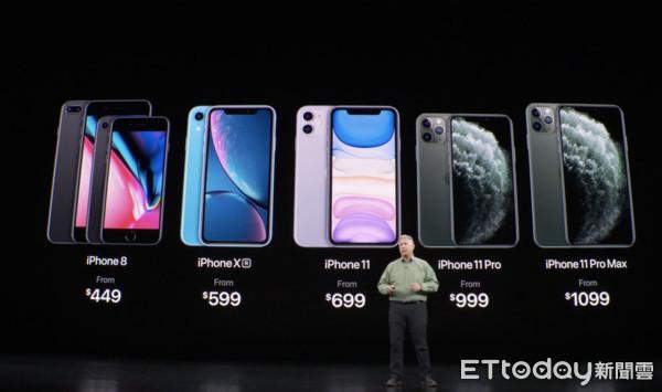 影/iPhone 11價格好香...網激推:要賣翻了!iPhone XR直接降5400元
