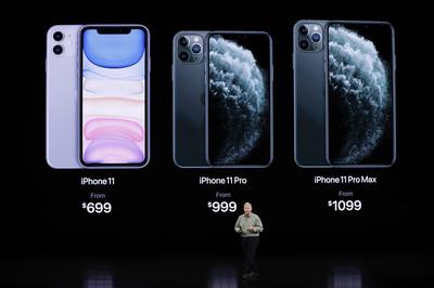 iPhone 11 Pro跑4G網速快13%