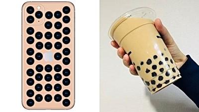 iPhone11「珍珠鏡頭」挑戰美感 網友大膽預測:10後直接變珍奶