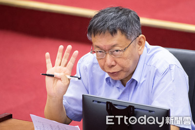 王鴻薇批:憑什麼市府發薪水讓蔡壁如做黨務?