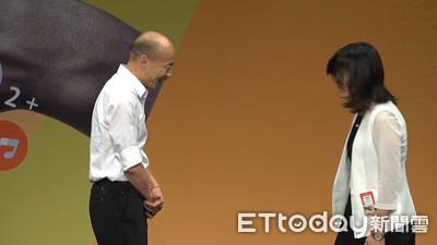 拒跟韓國瑜握手 幼兒園長:打從心裡不喜歡他