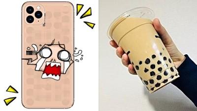 iPhone11「珍珠鏡頭」挑戰美感 網友大膽預測:10年後直接變珍奶