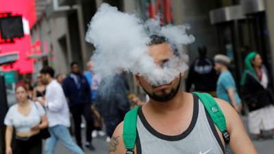 電子煙吸4口險致命!煙油成分釀禍