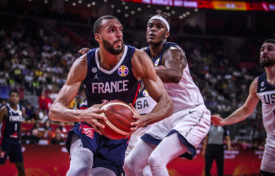 世籃賽/法國八強淘汰美國
