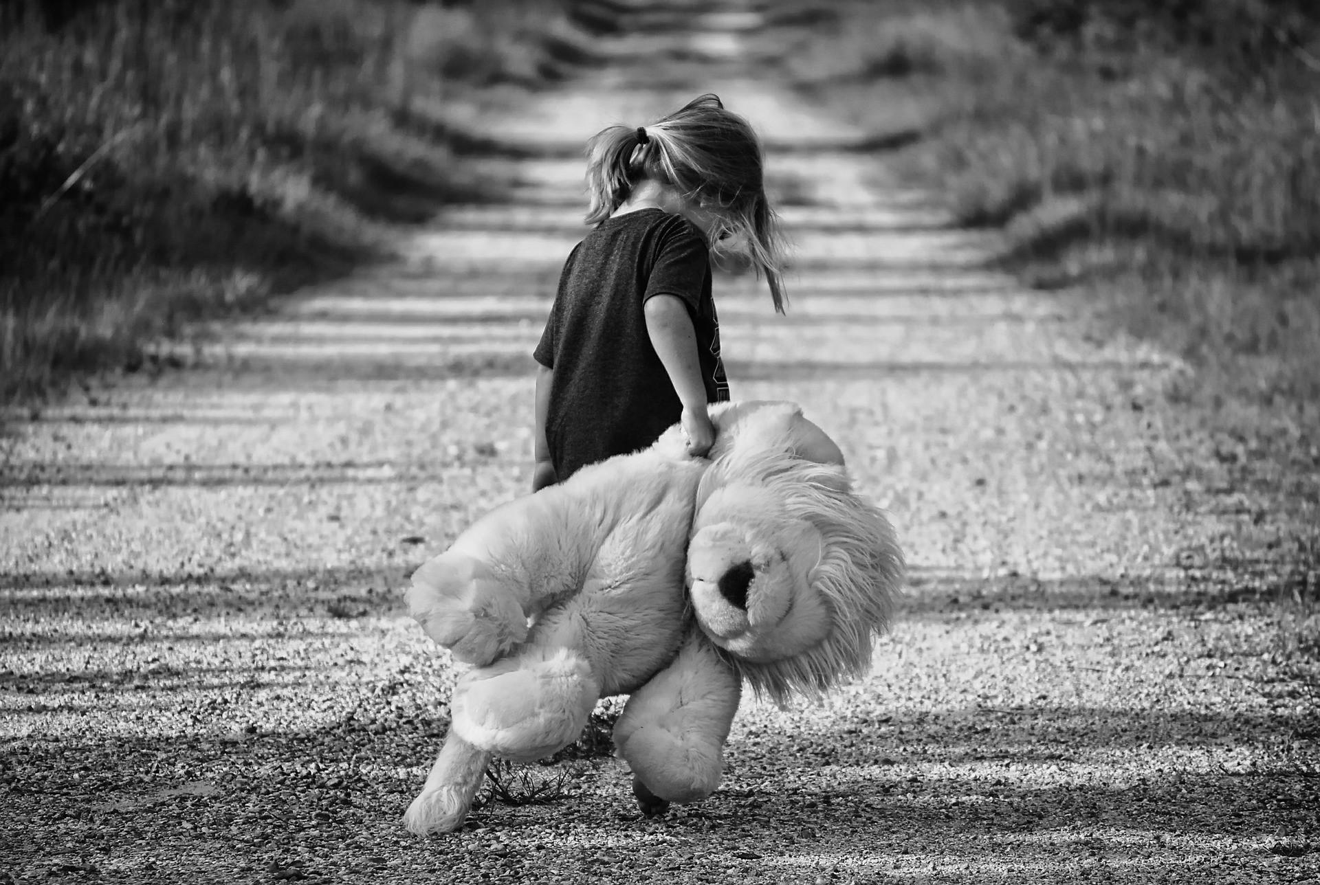 ▲小孩,難過,傷心, 。(圖/取自免費圖庫Pixabay)