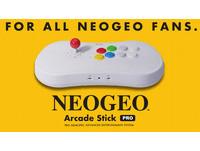 只要一個搖桿就能玩20款遊戲!「NEOGEO Arcade Stick Pro」登場