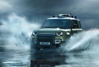 法蘭克福/Land Rover Defender
