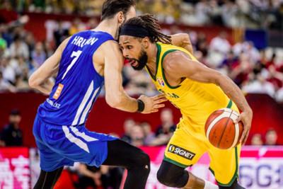 世籃賽/澳洲退捷克首闖四強賽