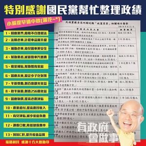 租金補貼、育兒津貼...國民黨嗆散財 蘇貞昌霸氣回:謝幫忙整理政績