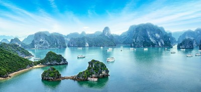 網紅拍照美景 越南一次全紀錄