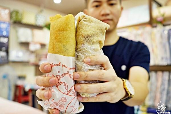 ▲KISS ME 可滋米潤餅。(圖/mika提供)