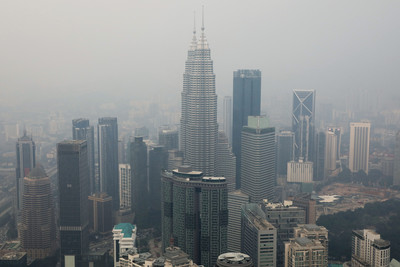印尼森林大火「煙飄大馬」逾400校停課