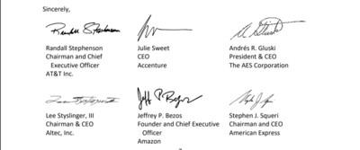 51位企業CEO聯署呼籲制訂全美用戶隱私法 遭疑動機不單純