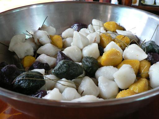 ▲▼韓國松餅。(圖/翻攝自維基百科)