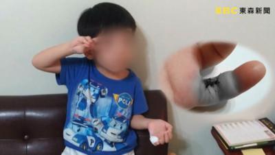 女醫生開刀開錯手 3歲男童白痛了