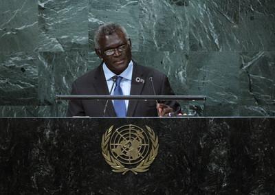 索國將驅逐台大使 外交代表團「急赴索羅門」救火