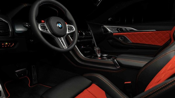 ▲Bmw M8 Individual Manufaktur Edition特仕車。。(圖/翻攝自BMW)