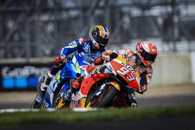 MotoGP/HONDA碰上進化的SUZUKI
