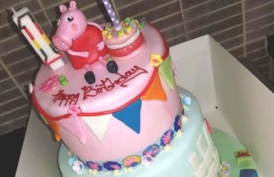父幫陌生童買蛋糕 紀念女兒生日