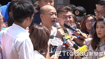 蔡英文反酸韓國瑜:市長應讓市民有面子、市政有裡子