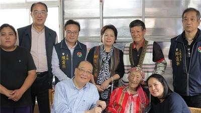 文面國寶柯菊蘭病逝 享耆壽97歲
