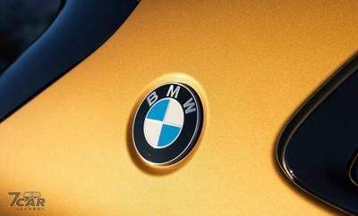BMW標誌是藍白飛機螺旋槳嗎?