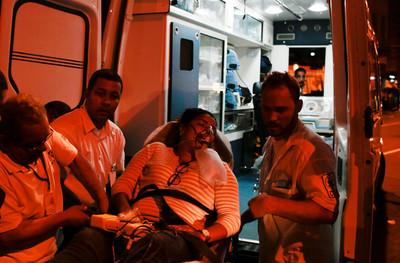 巴西醫院大火「悶燒成老人煉獄」11死