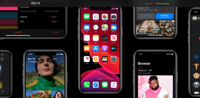 iOS 13今上線 蘋果證實有洞漏
