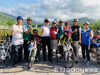 全國首創可移動式自行車道