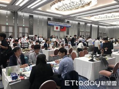 貿協組團前進日本搶單創新紀錄 吸引1500家日商洽談