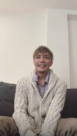 ▲▼成宮寬貴改回本名平宮博重,37歲生日開設個人網站。(圖/翻攝自IG/平宮博重)