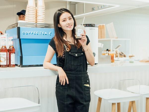 ▲陳語安。(圖/COFFEE. TEA. OR提供)
