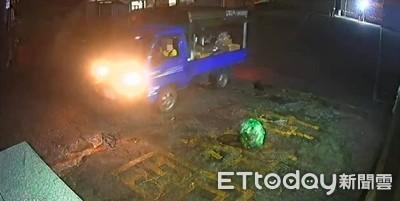 市場偷丟一整車垃圾 店家怒PO網