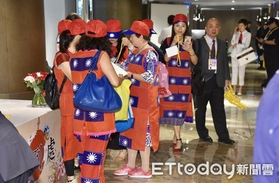 李進勇:可以穿「單純國旗裝」投票