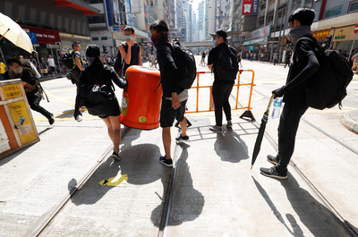 台灣金融業在港曝險金額8月微增11億元 但仍維持1兆元以下