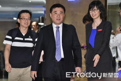 郝龍斌6度勸退郭台銘 促國民黨內團結