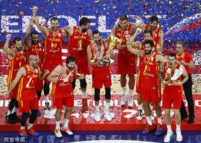 世籃冠軍戰15名球員來自西甲
