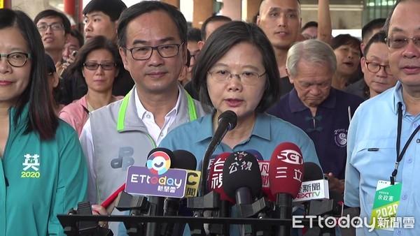 藍營提議「朝野共商國是」 蔡英文:要真心誠意、韓國瑜多參加院會   ET