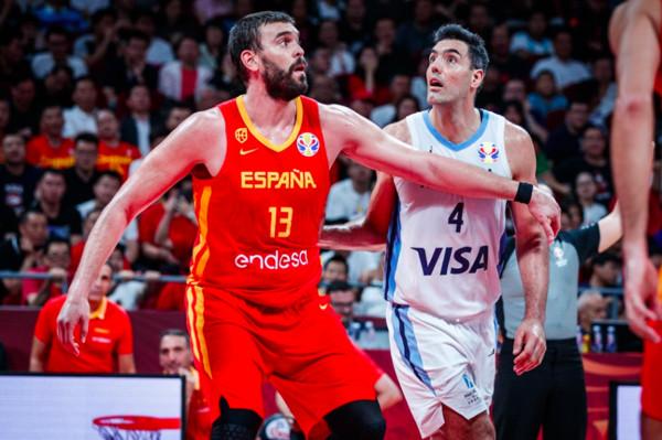 世籃賽/西班牙95比75退阿根廷奪金 小賈索比下史柯拉3個月拿2冠