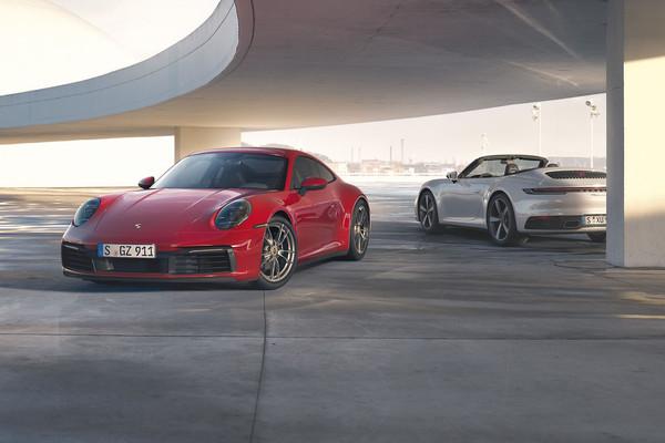 法蘭克福車展/保時捷911 Carrera 4雙車型現身 台灣623萬起