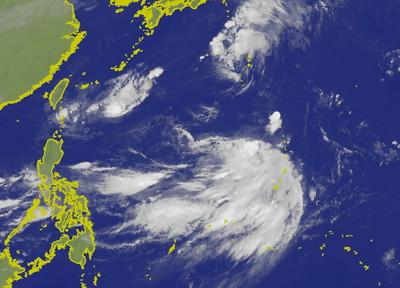 北東好涼!彭啟明:有機會發展下一個颱風
