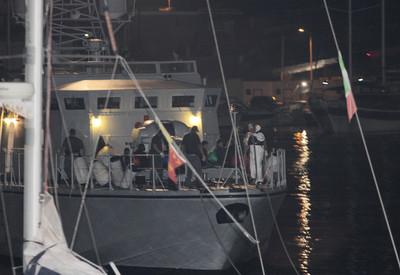 義大利睽違14個月再度接納難民