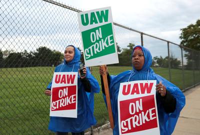 通用汽車談判僵局 4.9萬成員罷工