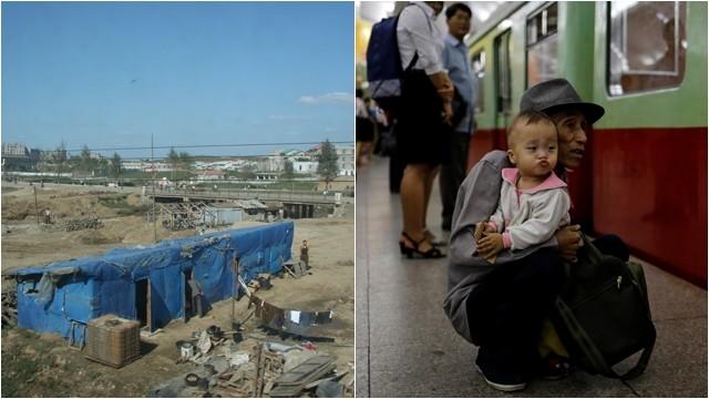 脫北媽抱6歲兒「諷刺餓死在南韓」 屍臭公寓裡見不到一粒米