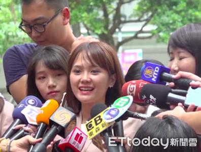 吳怡萱剛加入郭董就退選 劉宥彤:不會對不起大家
