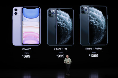 iPhone 11壓低定價策略奏效!在中國大陸預購情況熱門