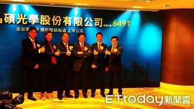 晶碩10月7日掛牌上市 競拍底價128.81元