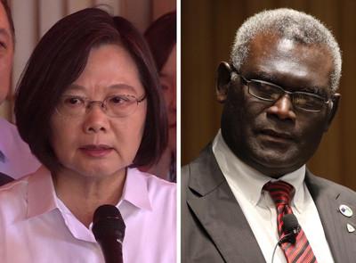 陸學者警告 台灣明年投票前再失邦交國