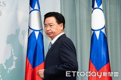 外交部宣布與索斷交 吳釗燮譴責:中國影響大選企圖昭然若揭